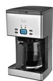 Kalorik - 12-Cup Coffeemaker - Stainless-Steel