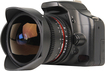 Bower - 8mm T/3.8 Ultrawide Fish-eye Cine Lens For Sony E-mount Nex Digital Cameras