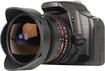 Bower - 8mm T/3.8 Ultrawide Fish-eye Cine Lens For Samsung Nx Digital Cameras
