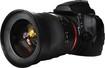 Bower - 35mm f/1.4 Wide-Angle Lens for Most Samsung NX Digital Cameras - Black