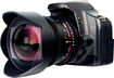 Bower - 14mm T/3.1 Ultrawide-Angle Cine Lens for Most Canon EOS Video DSLR Cameras - Black