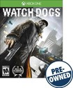 Watch Dogs - PRE-OWNED - Xbox One