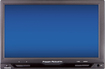 "Power Acoustik - 7"" Overhead Widescreen TFT-LCD Monitor - Black"