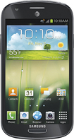 Samsung - Galaxy Express 4G Cell Phone - Dark Gray (AT&T)