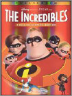 The Incredibles (DVD) (2 Disc) (Full Screen) (Eng/Fre/Spa) 2004