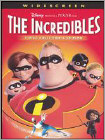 The Incredibles (DVD) (2 Disc) (Enhanced Widescreen for 16x9 TV) (Eng/Fre/Spa) 2004