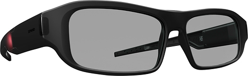 XPAND - Rechargeable Active RF/Bluetooth 3D Glasses - Black
