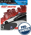 Need for Speed: Most Wanted — PRE-OWNED - PlayStation 3