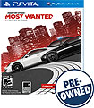 Need for Speed: Most Wanted — PRE-OWNED - PS Vita