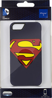 PDP - Superman Emblem Clip Case for Apple® iPhone® 5 - Blue/Red/Yellow