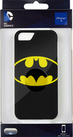 PDP - Batman Emblem Clip Case for Apple® iPhone® 5 - Black/Yellow
