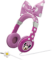 KIDDESIGNS, INC. - Minnie Mouse Bow-Tique Over-the-Ear Headphones