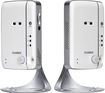 Lorex - Vantage Stream Wireless IP Surveillance Cameras (2-Pack) - White