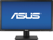 "Asus - 27"" Widescreen Flat-Panel IPS LED HD Monitor - Black"