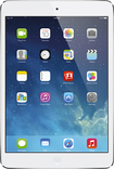 Apple® - iPad® mini with Wi-Fi + Cellular - 32GB - (Sprint) - Silver/White