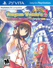 Dungeon Travelers 2: The Royal Library & The Monster Seal - PS Vita