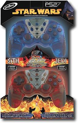 PS2 JEDI VS. SITH CONTROLLER...