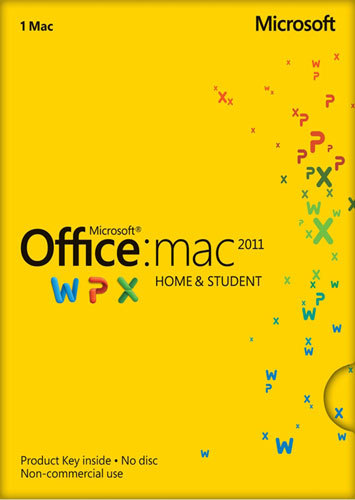 OFFICE MAC HOME STUDENT 2011 SPANISH MS 7016794 Deal