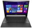 "Lenovo - 2-in-1 15.6"" Touch-Screen Laptop - Intel Core i7 - 8GB Memory - 500GB HDD + 8GB Solid State Drive - Black"