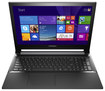 "Lenovo - Flex 2 2-in-1 15.6"" Touch-Screen Laptop - AMD A6-Series - 4GB Memory - 500GB Hard Drive - Black"