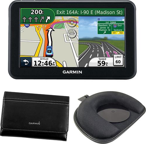 "Garmin - nüvi 40LM 4.3"" GPS with Lifetime Map Updates"