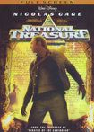 National Treasure [p & s] (dvd) 7017872