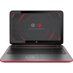 "HP - Beats Special Edition 15.6"" Touch-Screen Laptop - AMD A8-Series - 8GB Memory - 1TB Hard Drive - Twinkle Black/Vibrant Red/Ash Silver"