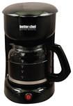 Better Chef - 12-Cup Coffeemaker - Black