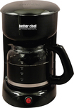 Better Chef - 12-cup Coffeemaker - Black 7021235