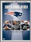 NFL: Super Bowl XXXIX Champions - New England Patriots (DVD) (Eng) 2005