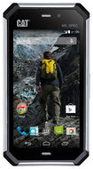 CAT - S50 with 8GB Memory Cell Phone (Unlocked) - Black