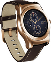 LG - Watch Urbane 22mm Smartwatch for Select Android Devices - Gold