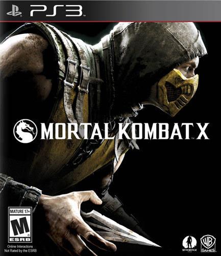 Mortal Kombat X - PlayStation 3