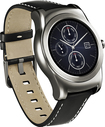 LG - Watch Urbane 22mm Smartwatch for Select Android Devices - Silver