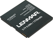 Lenmar - Lithium-Ion Battery for ZTE Warp N860 Mobile Phones - Black