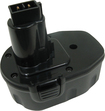 Lenmar - NiMH Battery for Select Black & Decker and Dewalt Power Tools - Black