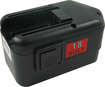 Lenmar - Battery for Select Milwaukee Power Tools - Gray