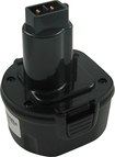 Lenmar - Battery for Select DeWalt Power Tools - Black