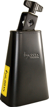 "Tycoon Percussion - 5-1/2"" Powdercoat Cowbell - Black"