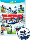 ESPN Sports Connection — PRE-OWNED - Nintendo Wii U