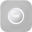 Nest - Protect Smoke and Carbon Monoxide Alarm (Wired 120V) - White