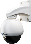 Swann - PRO-751 Indoor/Outdoor Dome Security Camera - White