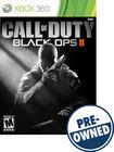 Call of Duty: Black Ops II - PRE-OWNED - Xbox 360