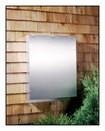 Broan - Exterior Blower for Select Broan Ventilation Hoods - Aluminum