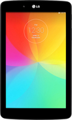 LG - G Pad 7.0 Tablet - 8GB - Black