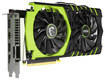MSI - NVIDIA GeForce GTX 960 2GB GDDR5 PCI Express 3.0 Graphics Card - Black/Green
