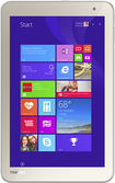 Toshiba - Encore 2 Tablet - 32GB - Satin Gold