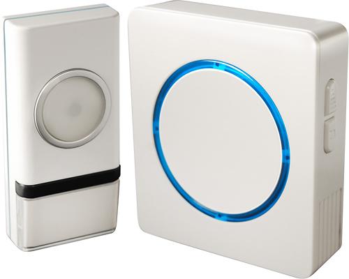 Swann - Wireless Door Chime System - White