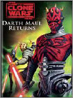 Star Wars: The Clone Wars Return Of Darth Maul (DVD)