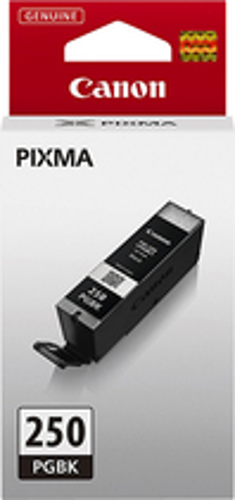 Canon - 250 Pigment Ink Tank - Black